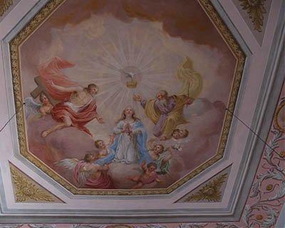 Maria Brettfall Kirche