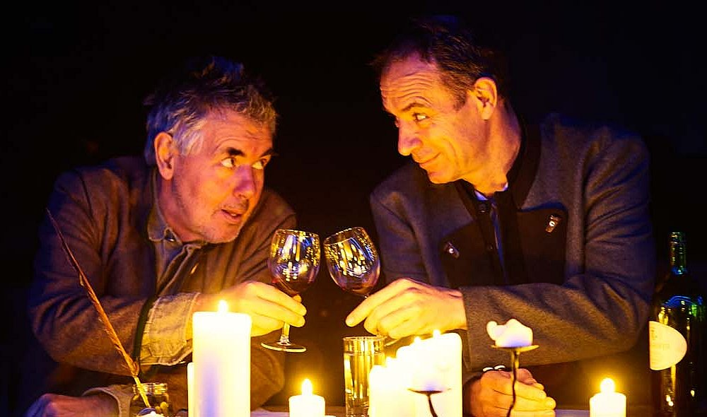 Stille Nacht im Zillertal von Mauracher und Mohr im Advent im Winterurlaub