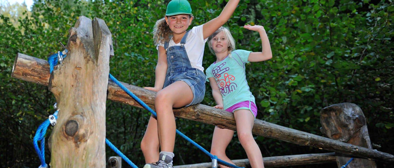 Spielplatz Spaß und Action  im Zillertal