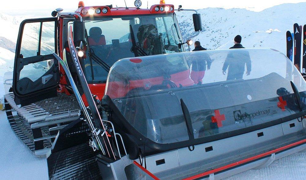 Cat-Skiing in Hochfügen im Zillertal