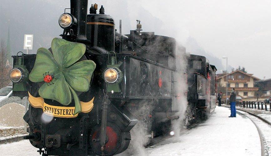 Zillertalbahn Silvesterzug