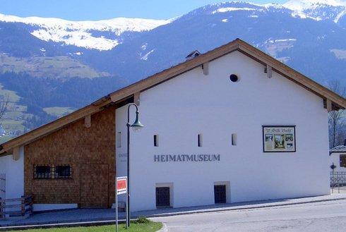 Heimatmuseum Fügen Zillertal