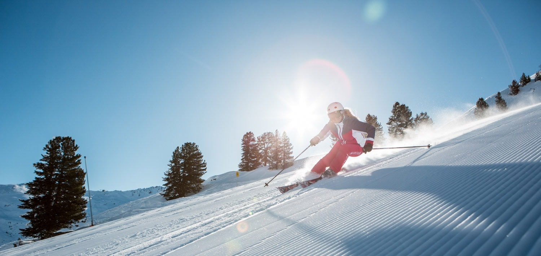 Sonnenskilauf | Early Bird Skiing Hochfügen | Osterskilauf