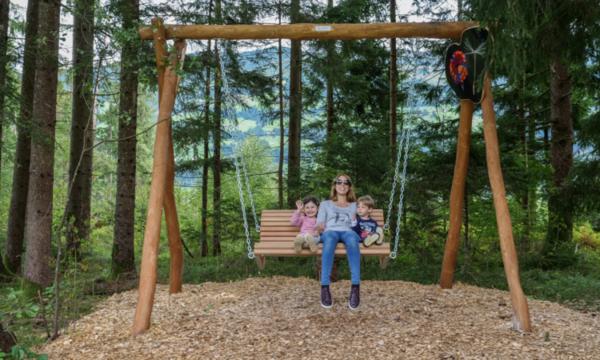 Putzi Themenweg in Fügen im Zillertal Ausflug für Familien