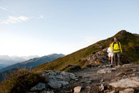 Wandern im Zillertal ganz oben