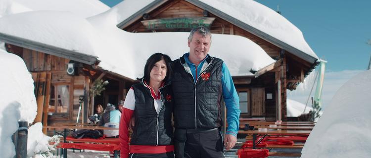 Hannes und Angelika Sporer