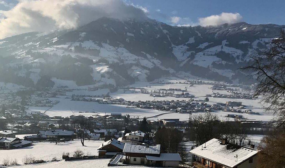 Winterwandern nach Hart