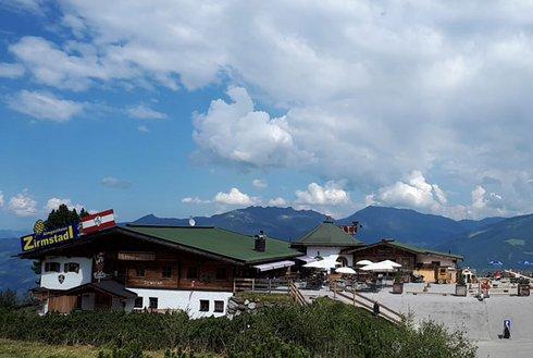 Höhenstraße im Zillertal