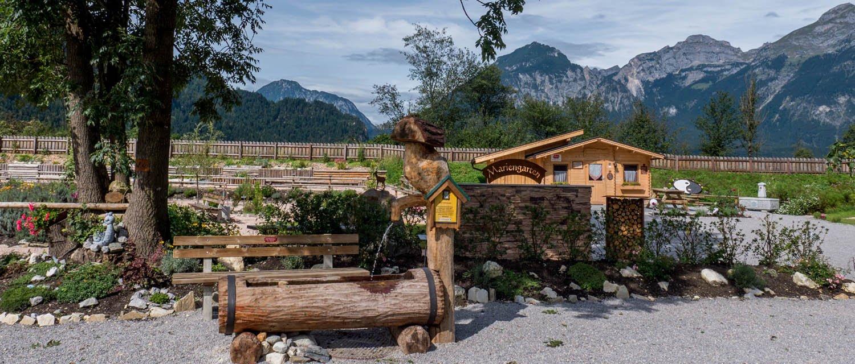 Kräutergarten-Mariengarten Schlitters