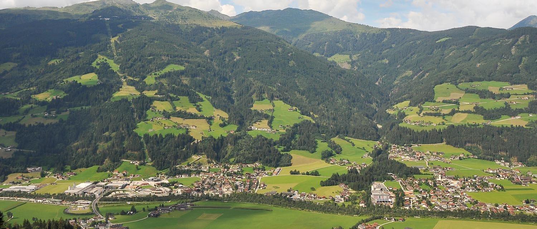 Sommerpanorama Kaltenbach