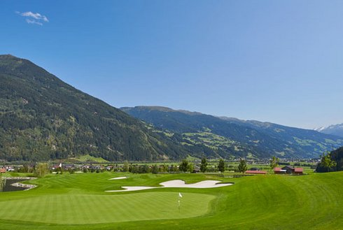 Golf spielen im Zillertal