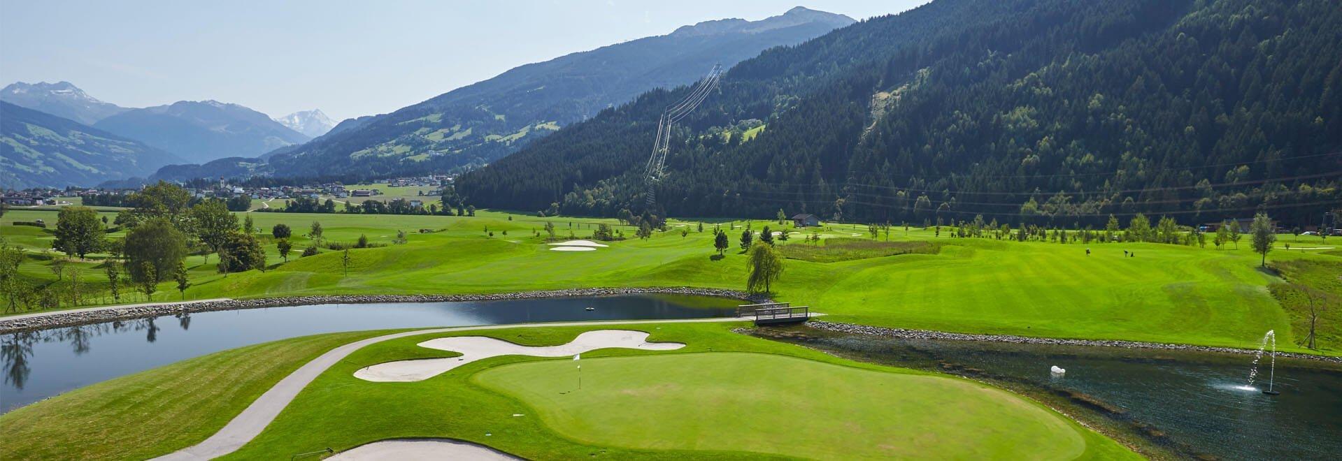 Golf im Zillertal