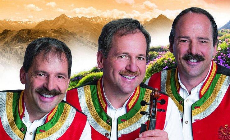Musikfest Zellberg Buam