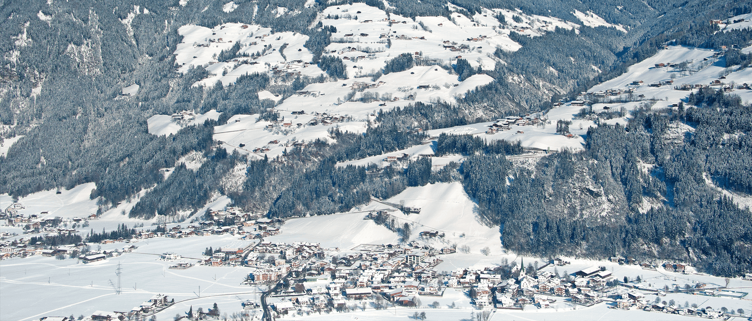 Winterpanorama Stumm Stummerberg