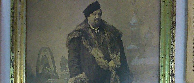 Bild im Heimatmuseum
