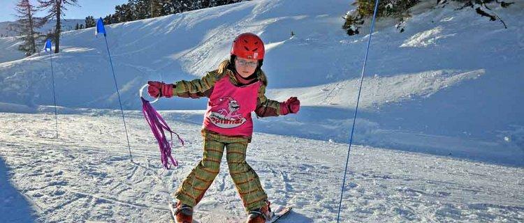 Skikurs Kind