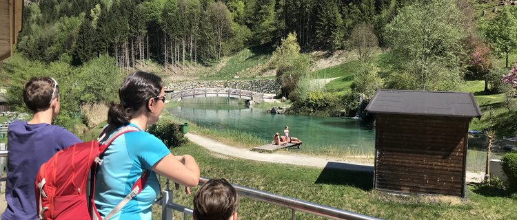 Aufenfeld Badesee