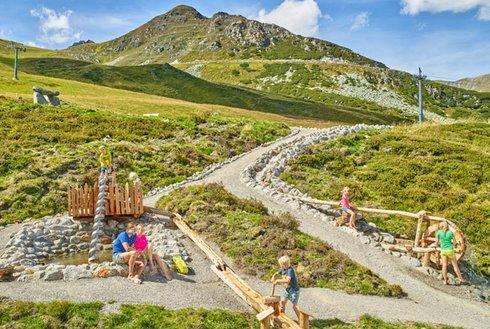 Kinderaktivitäten am Sommerberg Zillertal
