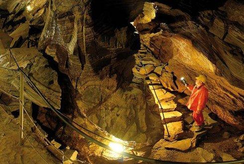 Führung durch Spannagelhöhle Zillertal