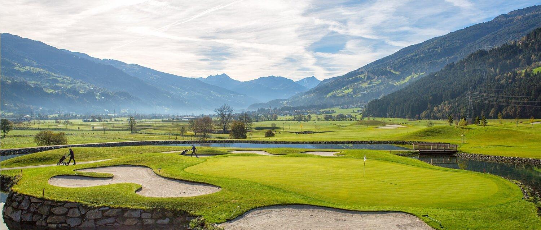 Golfplatz Zillertal