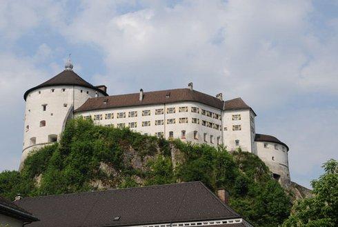 Besichtigung Festung Kufstein