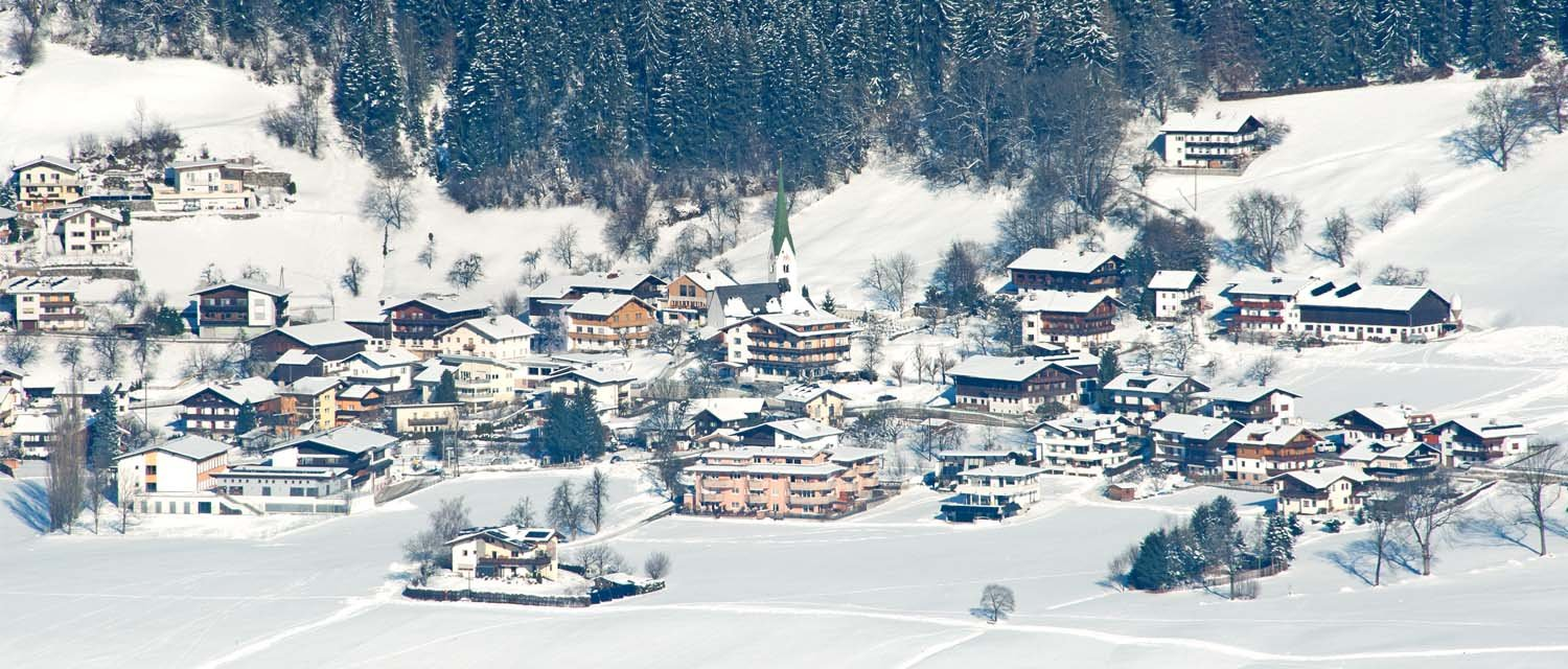 Winterpanorama Bruck