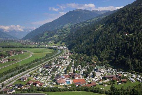Campinganlage Aufenfeld Zillertal