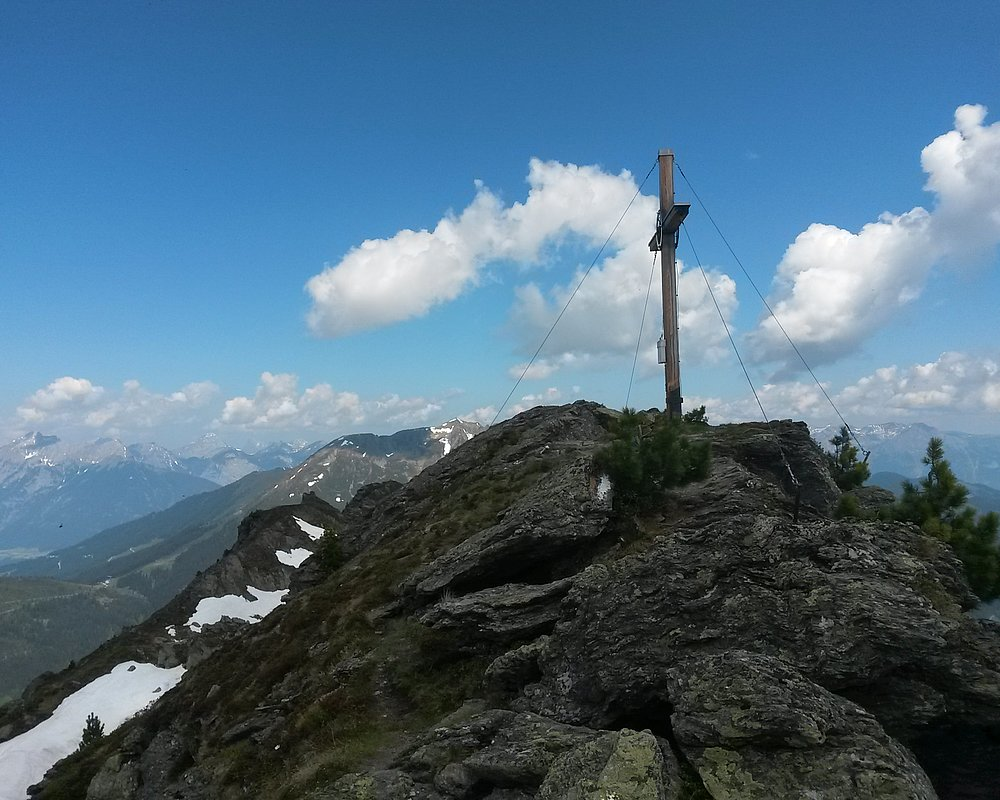 Gipfelkreuz Wetterkreuzspitz