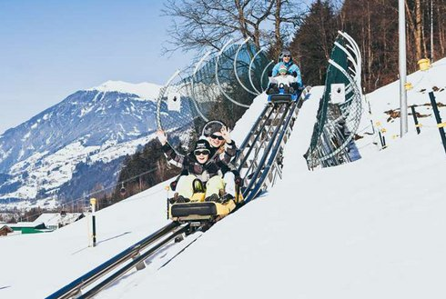 Arena Coaster Winter