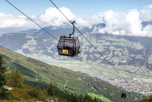 Sommerbergbahn Spieljoch