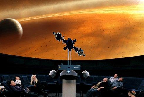 Weltraumkino in Schwaz