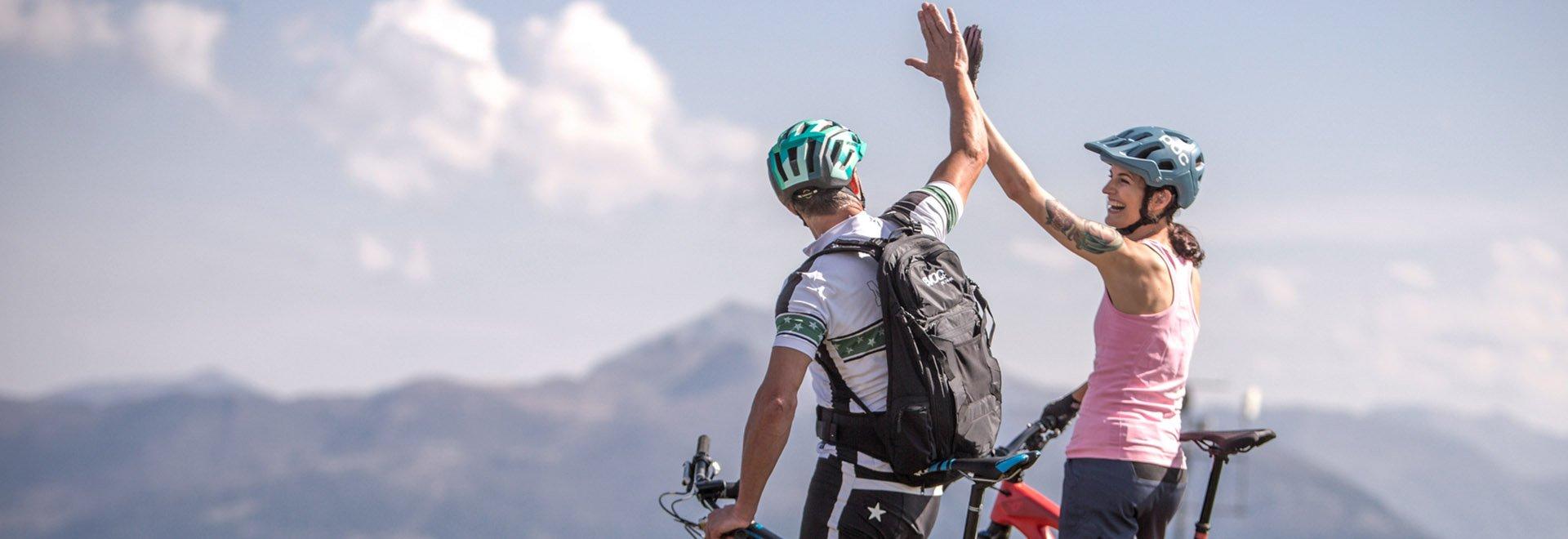 Mountainbike Touren am Spieljoch im Zillertal