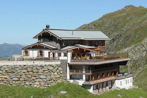 Wedelhütte Zillertal Sommer