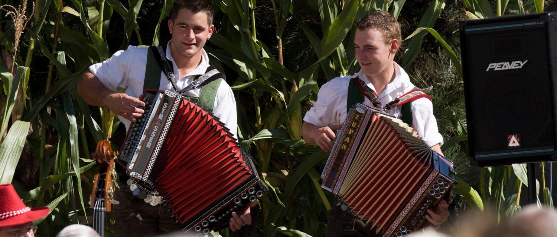 Almabtrieb Musikgruppe
