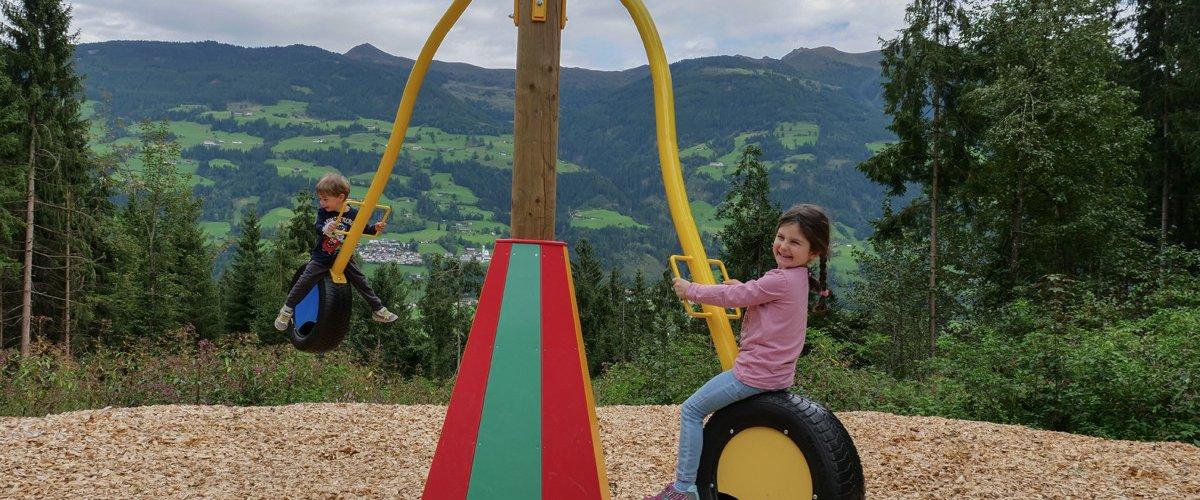 Waldspielplatz in Fügen
