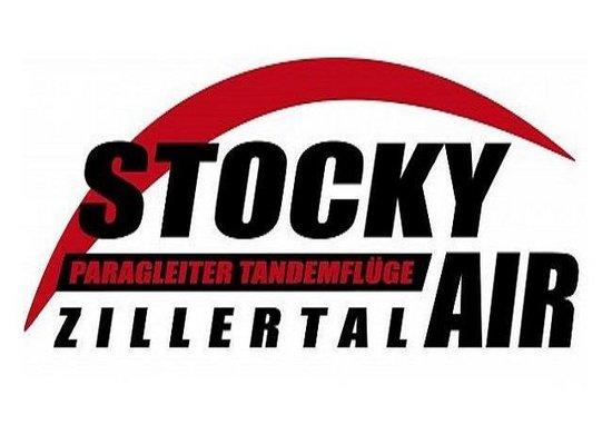 Logo Stocky Air