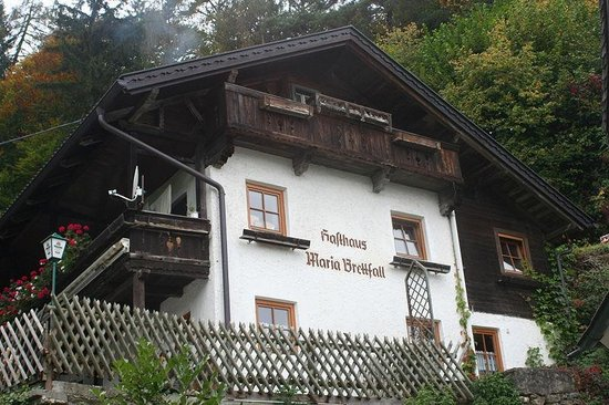 Jausenstation Maria Brettfall