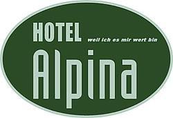 Logo Hotel Alpina