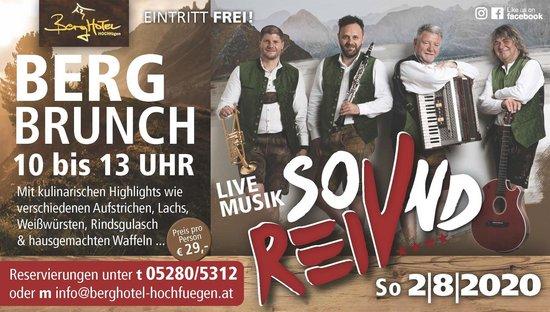 Berg Brunch