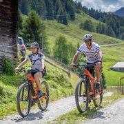 Mountainbikekarte Fügen-Kaltenbach