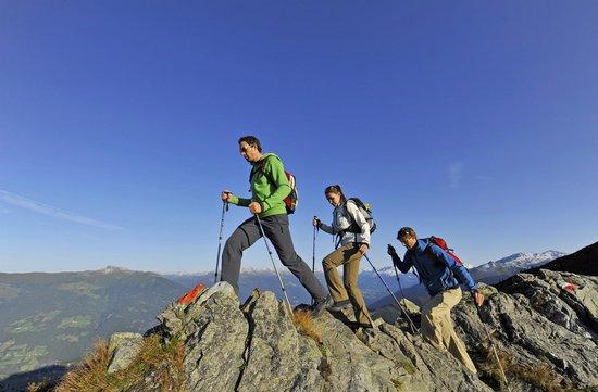 Wanderung auf den Hamberg