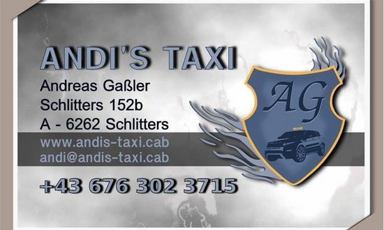 Andi's Taxi Zillertal