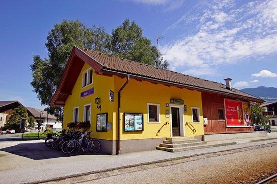 Wartehaus Bahnhof