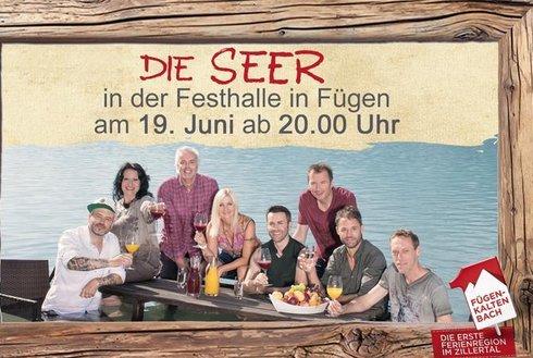 """Konzert """"Die Seer"""""""