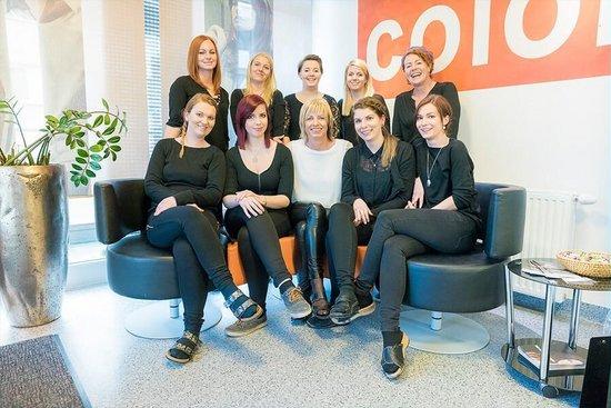 Salon Maria Team