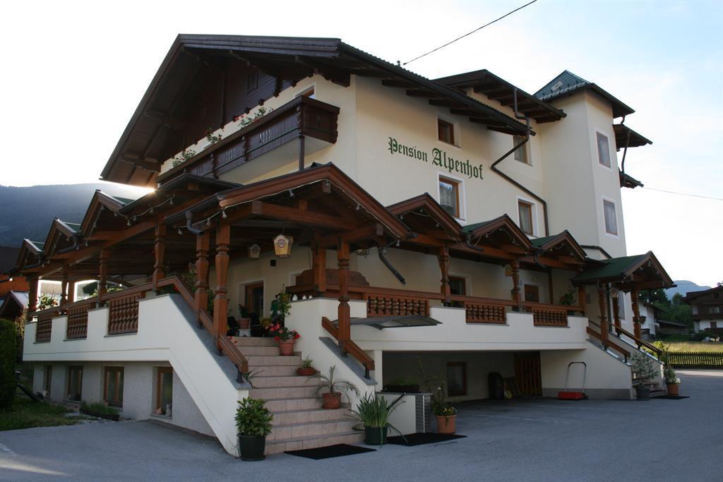 Pension Alpenhof Online Buchen In Kaltenbach